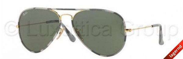 Ray-Ban RB 3025JM 171 AVIATOR FULL COLOR  58