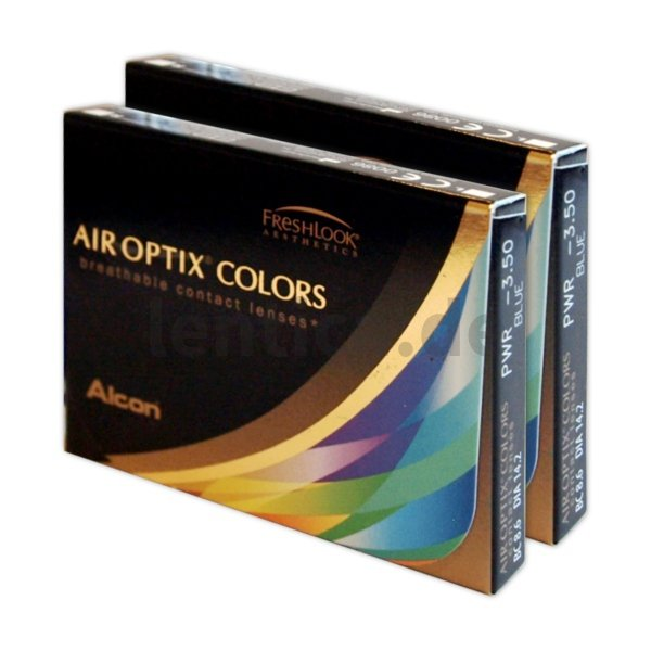 Air optix colors 2 x 2 Stck.