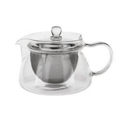 Hario Chacha Kyusu-Kaku - Czajniczek do zaparzania herbaty 450ml