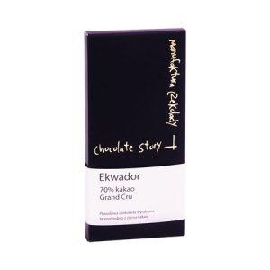 Manufaktura Czekolady - Czekolada Grand Cru 70% kakao z Ekwadoru