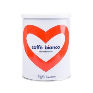 Diemme Caffe - Decaffeinato Miscela Blu Bianco 250g - Kawa bezkofeinowa