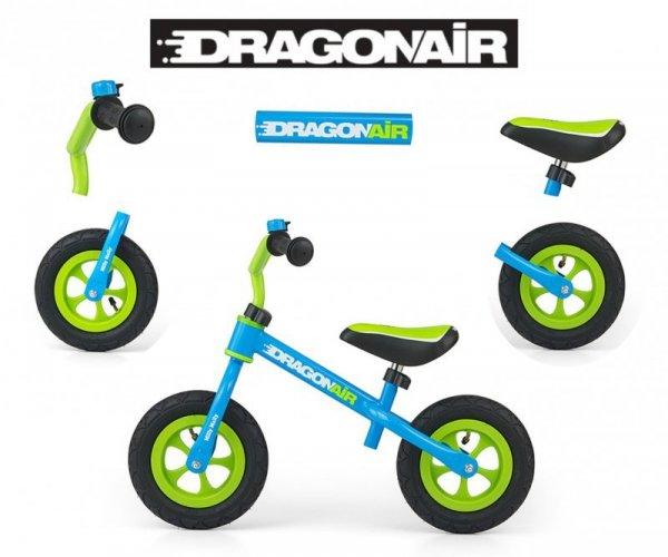 Rowerek Biegowy Dragon Air Blue