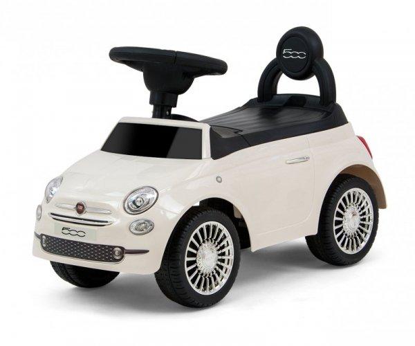 Pojazd Fiat 500 White