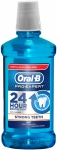 ORAL-B Pro Expert Strong Teeth - Miętowy płyn do płukania ust, bez alkoholu 500ml