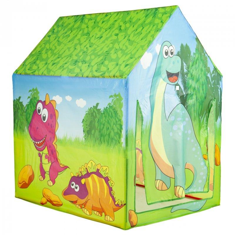 Namiot domek dla dzieci suchy basen Dino Iplay NAMIOTY DLA