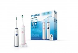 SONICARE Philips ZESTAW PODÓWJNY Clean Care HX3212/61