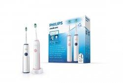 SONICARE Philips ZESTAW PODÓWJNY Clean Care HX3212/61
