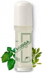 MUGGA ROLL-ON mleczko 50ml 20,5% DEET