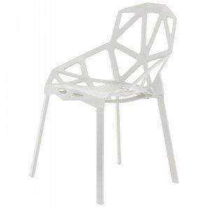 Zestaw krzeseł 4x nowoczesny design