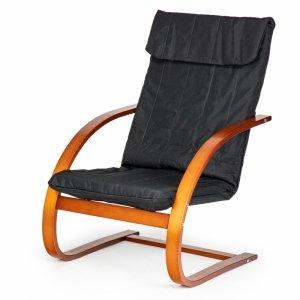 Fotel fiński bujany leżanka leżak do salonu