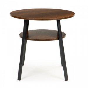 Stolik stół kawowy okrągły ława nowoczesny loft