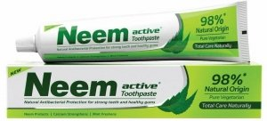 DABUR Ziołowa pasta do zębów Neem Active 125g