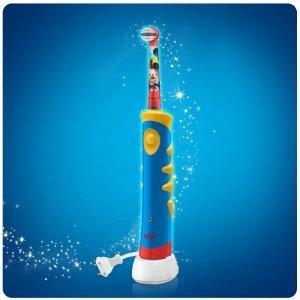 Szczoteczka Braun D10.513 KIDS Mickey (kolor niebieski)