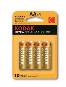 Kodak Ultra Premium Jednorazowa bateria AA Alkaliczny