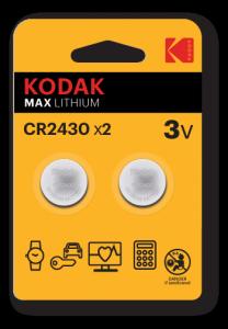 Kodak CR2430 Jednorazowa bateria Lit