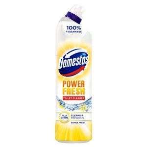 DOMESTOS Power Fresh Płyn do mycia WC Citrus 700ml
