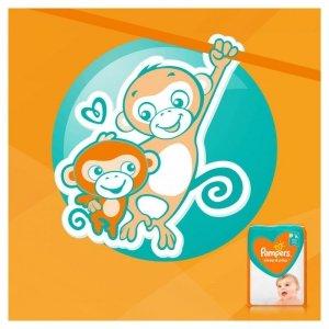 Pampers Sleep&Play Pieluchy, Rozmiar 4, 9-14kg, 50szt