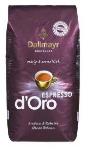 Kawa ziarnista Dallmayr Espresso d'Oro 1 kg