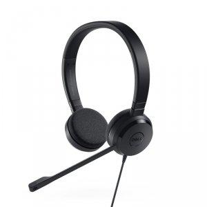 Dell 520-AAMD PC headset USB Stereo On-ear Black