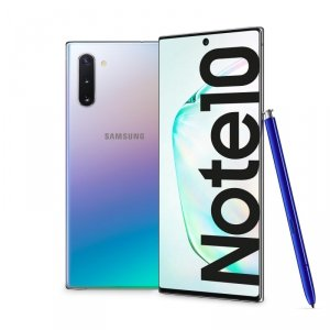 Smartfon Samsung Galaxy Note 10 256GB Aura Glow (6,3; Dynamic Super AMOLED; 2280x1080; 8GB; 3500mAh)