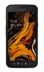 Smartfon Samsung Galaxy Xcover 4S 32GB Black (5,0; dotykowy, TFT; 1280x720; 3GB; 2800mAh)