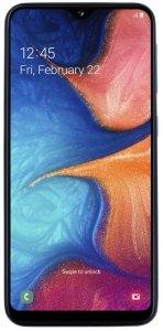 Smartfon Samsung Galaxy A20e 3/32GB 5,8 TFT 1560x720 3000mAh Dual-SIM 4G Blue