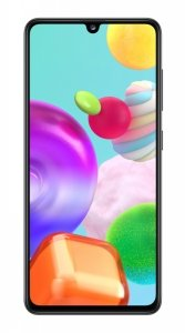 Smartfon Samsung Galaxy A41 4/64GB 6,1 Super AMOLED 2400x1080 3500 mAh 4G Black