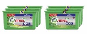 Zestaw ARIEL Kapsułki do prania Regular MegPack 3x35szt + ARIEL Kapsułki do prania Kolor MegPack 3x35szt