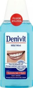 DENIVIT Płyn Do Płukania Ust MILD MINT 300ml