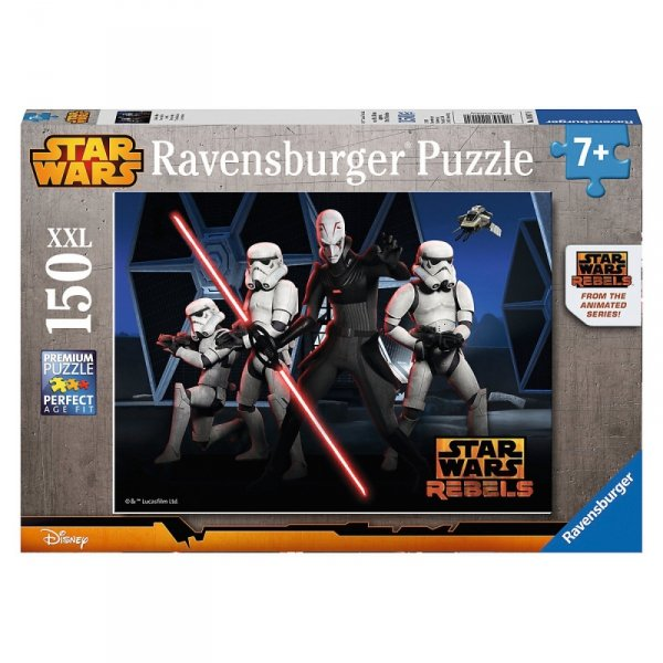 Ravensburger Puzzle 150 el. Star Wars Rebelianci