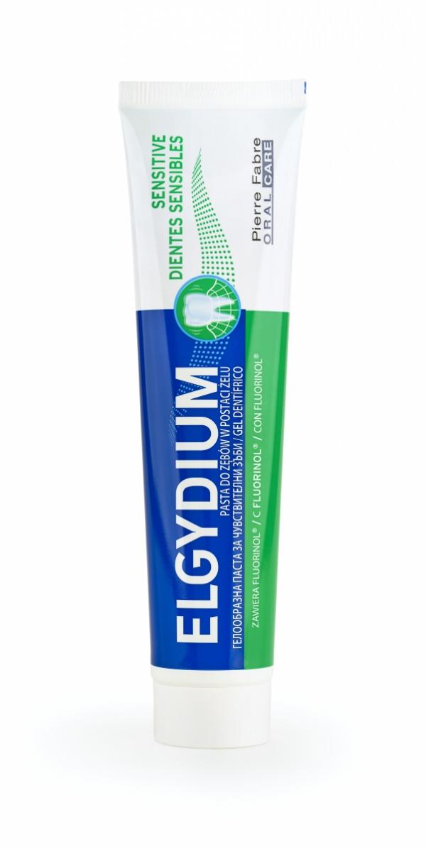 Elgydium Sensitive pasta do zębów wrażliwych 75ml