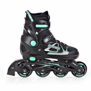 Rolki Raven Spirit (black/mint)