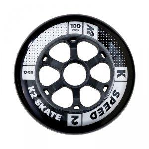 4 kółka K2 100mm 85A