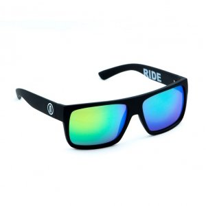 Okulary  Neon Ride (black/green)