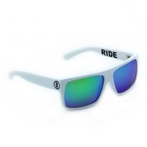 Okulary  Neon Ride (white/green)