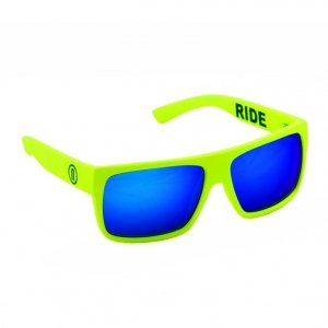 Okulary  Neon Ride (yellow fluo/blue)