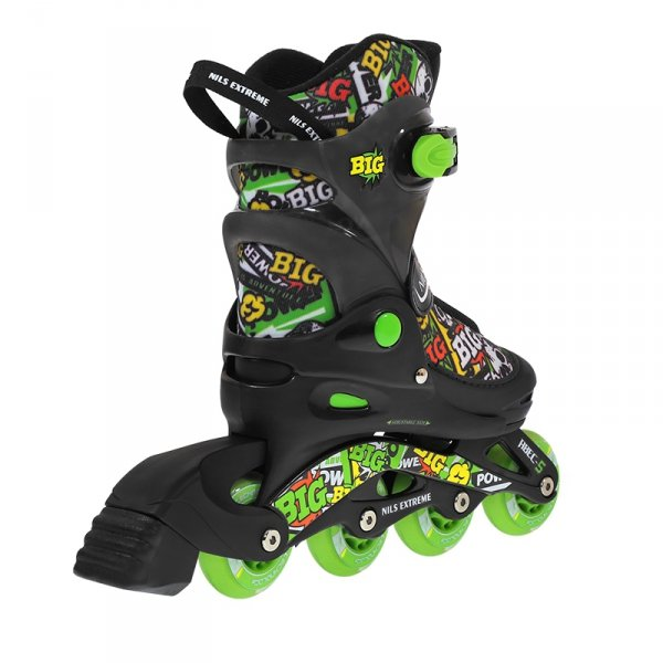 Nils Extreme NJ2117A Black/Green