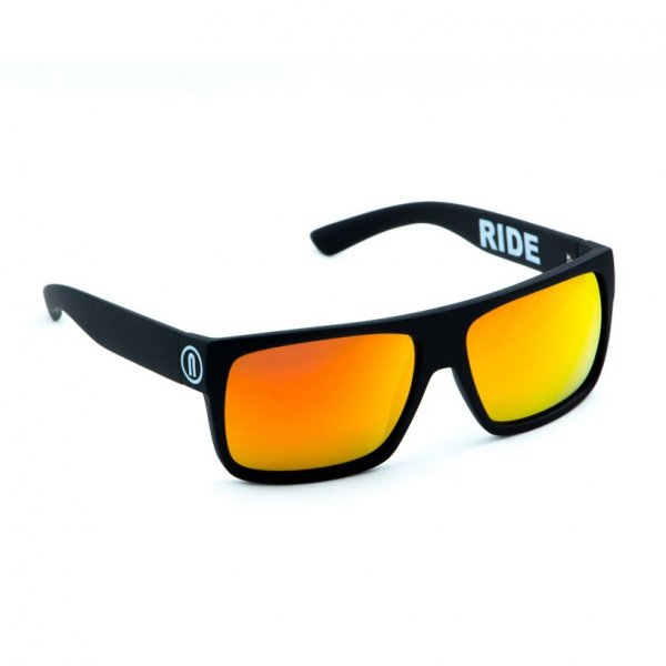 Okulary  Neon Ride (black/red)