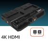 Lilliput 4K Monitor podglądowy FullHD 7'' LCD H7
