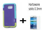 Obudowa Case Samsung Galaxy S6 + szkło hartowane 0.3mm