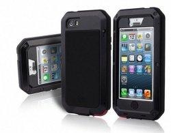 Obudowa CASE Pancerna GORILLA GLASS ochrona dla APPLE iPhone 5 5S SE