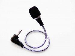 Mikrofon SKYPE GG VOIP jack 21cm laptop