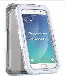 Obudowa biała etui wodoodporna IP68 Samsung S7
