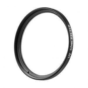 Filtr UV do obiektywów ochrona średnica 52mm