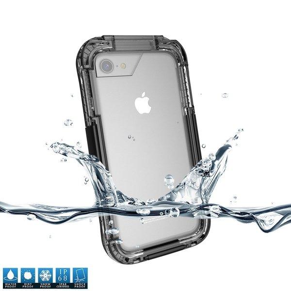 Obudowa czarny etui wodoodporna IP68 apple iPhone 6 PLUS