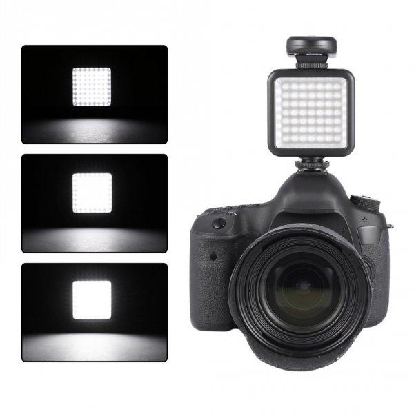 Lampa 49-LED Kamera Aparat Telefon Gdańsk