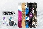 Nowa kolekcja Raven Snowboards 2019
