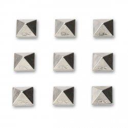Pad Dakine Pyramid Studs (chrome)