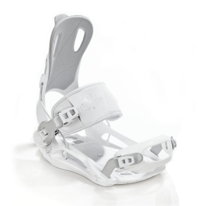 Wiązania snowboardowe Raven FT270 (white) 2021