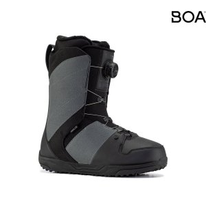 Buty snowboardowe Ride Anthem BOA (grey) 2021